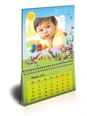 Календарь Ромашка